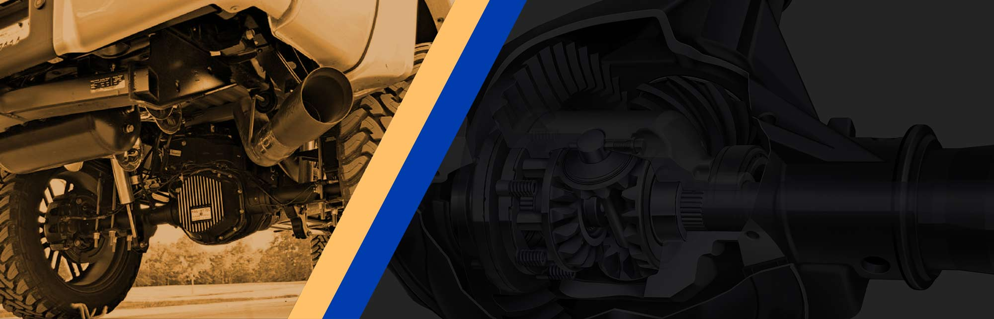Differential Problems – Ring & Pinion Service