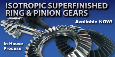 Ring Pinion Gear Polishing
